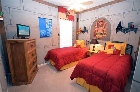 chambre harry potter decoration chambre harry potter