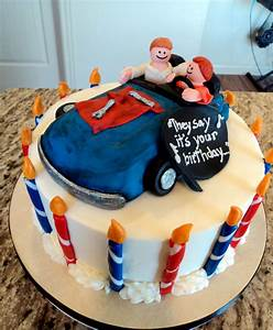 "Delectable Cakes: 16 Candles ""They Say It's Your Birthday ..."