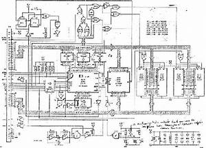 Microprocessor Schematic Diagram