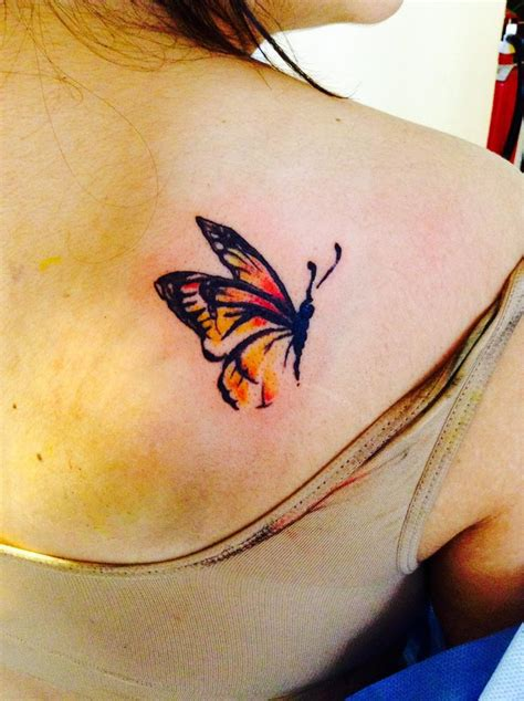 watercolor butterfly tattoo designs ideas  meaning