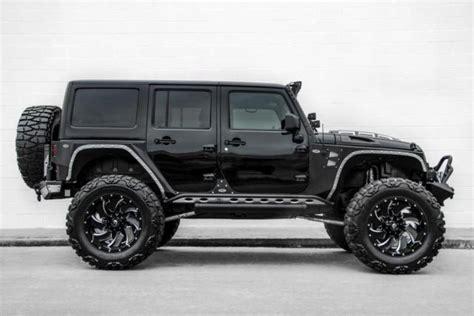 custom paint jeep 2016 jeep wrangler 4x4 custom paint leather 6 quot lift long