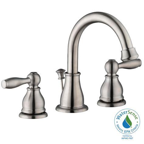 glacier bay kitchen faucet reviews glacier bay mandouri 8 in widespread 2 handle high arc