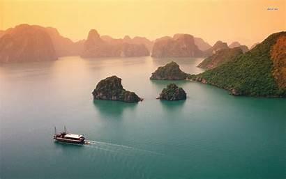 Vietnam Bays Bay Ha Beach Wonders