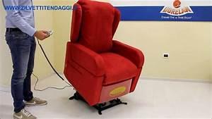 Poltrona elettrica con ruote per anziani e disabili mod Debora tel 044292760 YouTube