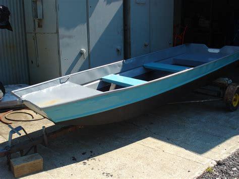 john boat clinton steel   sale   boats
