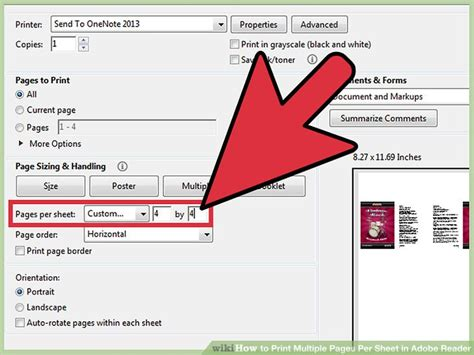 3 clear and easy ways to print multiple pages per sheet in adobe reader