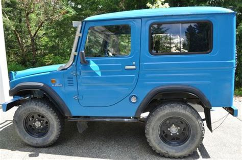 find  toyota blizzard ld fj  speed turbo diesel