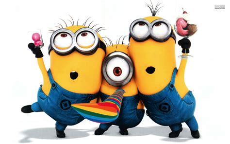 Minions Hd Wallpapers For Desktop Download