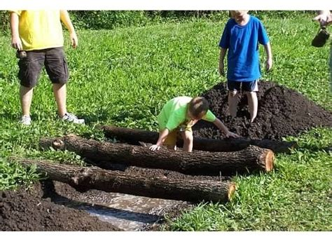 How To Cover Up Mud In Backyard by Best 25 Obstacle Course Ideas On