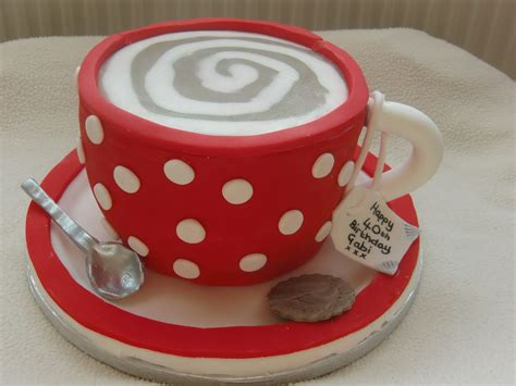 Scroll these kids birthday cakes and cupcakes i to find the perfect recipe. Coffee cup cake — Birthday Cakes   Tea cup cake, Tea cakes, Cake shapes