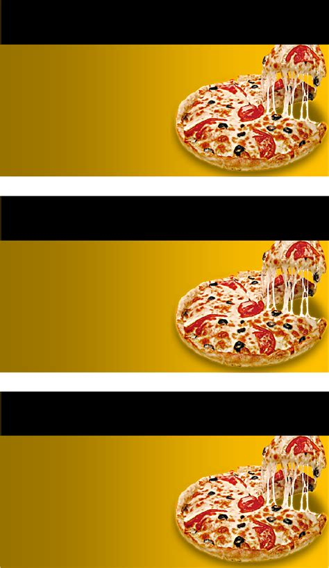 pizza coupon template  word   formats