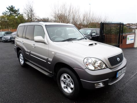 2006 Hyundai Terracan Photos Informations Articles