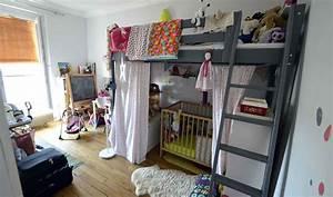 Chambre Enfant 2 Ans : une pi ce en plus ajouter une chambre d enfant 3 solutions pour une chambre en plus ~ Teatrodelosmanantiales.com Idées de Décoration