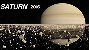 REAL Footage and Sound of Saturn. (New/2016) - YouTube
