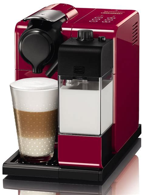 DeLonghi Nespresso Latissimo Touch Automatic Coffee