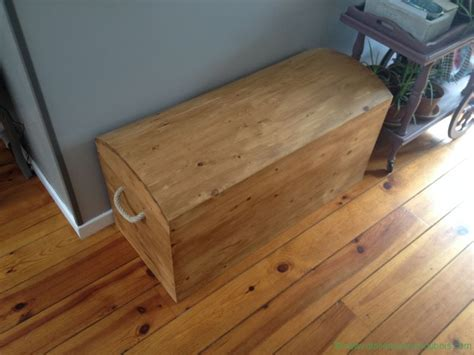 fabriquer sa cuisine en bois coffre bois pirate atelier du bois