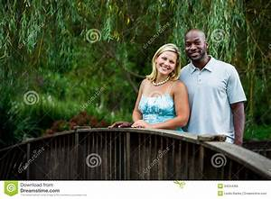 Royalty free photos of interracial couples