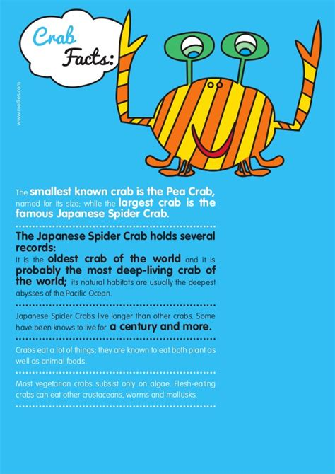 crab facts 594 | crab facts 2 638