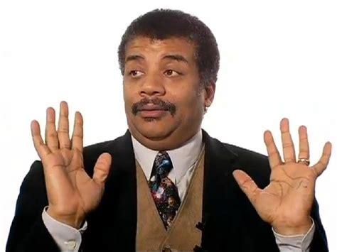 Neil Tyson Meme - i met neil degrasse tyson zein shver