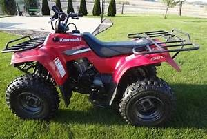 4 Wheeler Kawasaki 250 Bayou 2007 For Sale In Juda