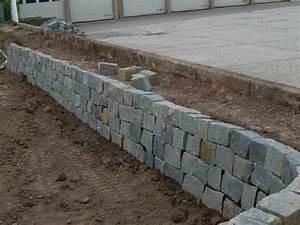 Zaun Bauen Pfosten Setzen Forum : trockenmauer bauanleitung zum selber bauen heimwerker ~ Lizthompson.info Haus und Dekorationen