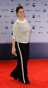 Katarina Witt - 2014 German Sustainability Award in Dusseldorf