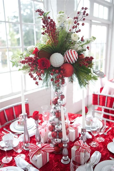 cheap christmas table decorations 1224 best christmas table decorations images on pinterest