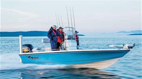 mako boats   cpx inshore fishing boat youtube