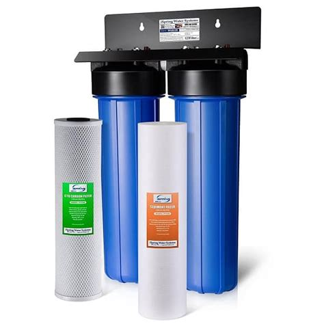 Best Whole House Water Filter for Well Water Reviews ...