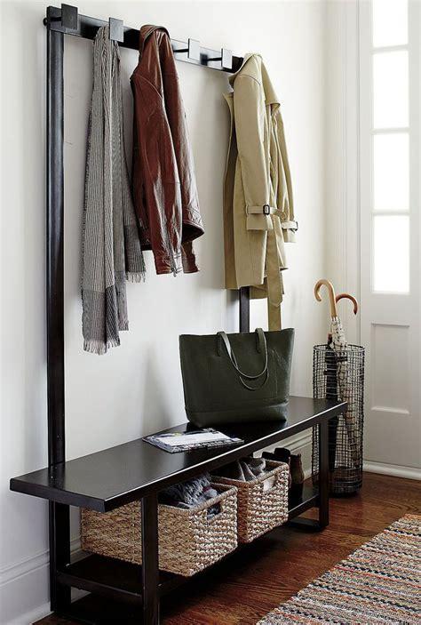1000 Ideas About Entryway Bench Coat Rack On Pinterest