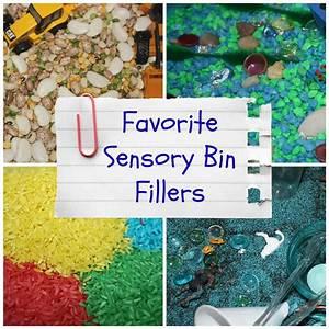 My Top 10 Sensory Bin Goodies