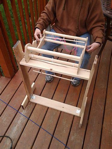 ravelry christinacoghills rigid heddle loom stand
