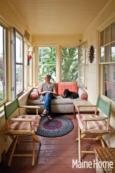 Enclosed Sunroom Ideas by An Artful Collage Sunroom Collage Porch