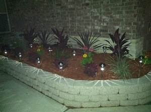 Walmart Solar Lights For Outside Houston Tx United States Brick Retaining Wall With