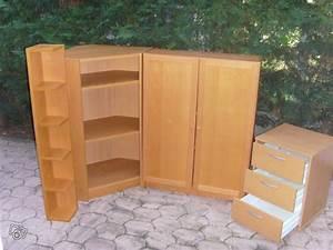 Ikea Meuble D Angle : ensemble de 4 petits meubles ikea occasion ~ Teatrodelosmanantiales.com Idées de Décoration