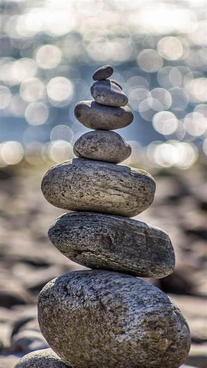 Rock Stone Iphone Balance Wallpapers