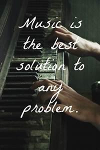 Is It Love Solution : music is the best solution tumblr ~ Melissatoandfro.com Idées de Décoration
