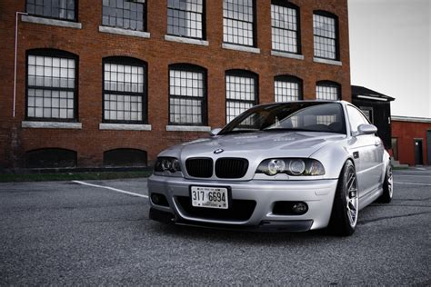 stanced bmws