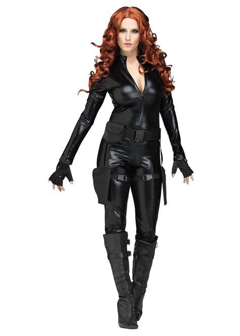 midnight operation women costume superhero costumes