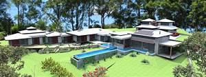 Mesmerizing Pavilion Style House Plans Pictures - Ideas
