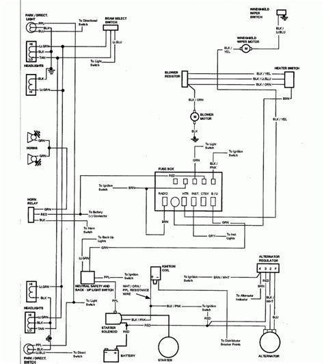 gm delco remy hei distributor wiring diagram distributor