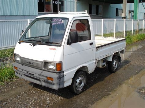 Daihatsu Trucks For Sale by Daihatsu Hijet Truck Truck 4wd 1993 Used For Sale