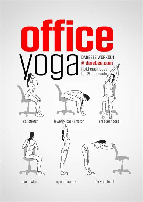 exercices au bureau série d 39 exercices trés faciles 7 exercice physique