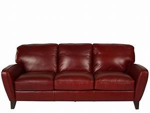 natuzzi red leather sofa 1372 for the home pinterest With natuzzi red leather sectional sofa