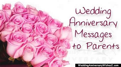 wedding anniversary wishes messages quotes  parents