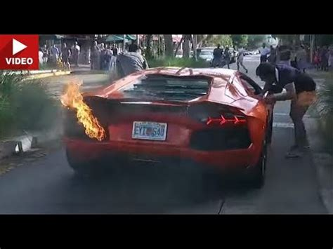 **new Expensive And Luxury Supercar Fails** Your Car Is On