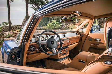 rolls royce phantom series ii coupe interieur