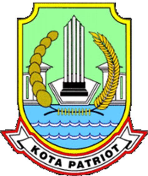 bpk oi kota bekasi lambang  makna logo kota bekasi