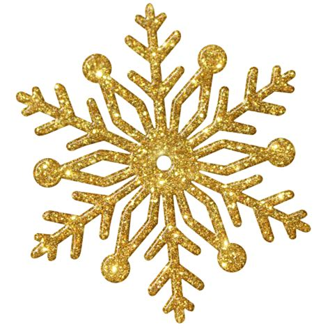 Transparent Background Gold Snowflake Png by Snowflake Gold1 Kk By Kkgraphicdesigner On Deviantart