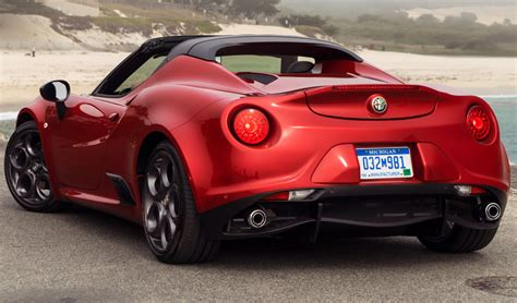 Alfa Spider 2020 by 2020 Alfa Romeo Spider Changes Release Date Redesign